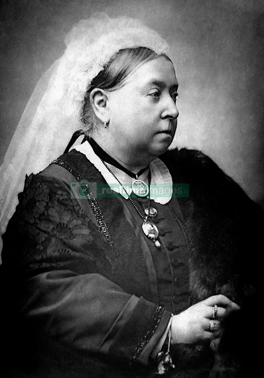 File photo c.1890 of Queen Victoria, who has been voted seventeenth in a list of women who have made the most significant impact on world history.