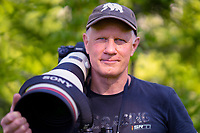 Photographer Staffan Widstrand, co-author of the book PAPUA - AMONG BIRDS OF PARADISE AND MANTA RAYS