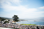 August 14-16, 2012 - Pebble Beach / Monterey Car Week. Atmosphere at Pebble Beach
