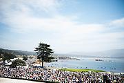 August 14-16, 2012 - Pebble Beach / Monterey Car Week. Atmosphere at Pebble Beach