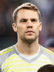 November 15, 2018 - Leipzig, Germany - Manuel Neuer of Germany looks on during the international friendly match between Germany and Russia on November 15, 2018 at Red Bull Arena in Leipzig, Germany. (Credit Image: © Mike Kireev/NurPhoto via ZUMA Press)