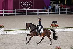 Von Bredow-Werndl Jessica, GER, TSF Dalera BB, 139<br /> Olympic Games Tokyo 2021<br /> © Hippo Foto - Stefan Lafrentz<br /> 24/07/2021