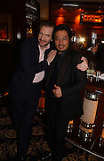 Ralph Fiennes and Hiroyuki Sanada. The after show party following the UK Premiere of 'The White Countess', at China Tang, Park Lane London. March 19  2006. London. ONE TIME USE ONLY - DO NOT ARCHIVE  © Copyright Photograph by Dafydd Jones 66 Stockwell Park Rd. London SW9 0DA Tel 020 7733 0108 www.dafjones.com
