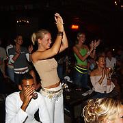 Miss Nederland 2003 reis Turkije, Turkse avond, Elise Boulogne en Cyril Gill