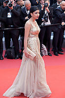 Kenza Fortas at the Opening Ceremony and The Dead Don't Die gala screening at the 72nd Cannes Film Festival Tuesday 14th May 2019, Cannes, France. Photo credit: Doreen Kennedy