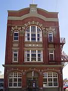 The Worker's Education Association Building on Esk Street, Invercargill, New Zealand