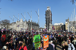 March 29, 2019 - London, London, United Kingdom - Brexit Developments in Westminster. (Credit Image: © Pete Maclaine/i-Images via ZUMA Press)