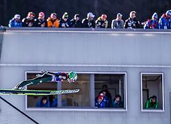 31.12.2013, Olympiaschanze, Garmisch Partenkirchen, GER, FIS Ski Sprung Weltcup, 62. Vierschanzentournee, Qualifikation, im Bild Jernej Damjan (SLO) // Jernej Damjan (SLO) during qualification Jump of 62nd Four Hills Tournament of FIS Ski Jumping World Cup at the Olympiaschanze, Garmisch Partenkirchen, Germany on 2013/12/31. EXPA Pictures © 2014, PhotoCredit: EXPA/ JFK
