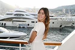 Paulina Vega attends the TAG Heuer event during the Formula 1 Grand Prix de Monaco on May 26, 2018 in Monaco, Monaco. Photo by Laurent Zabulon/ABACAPRESS.COM
