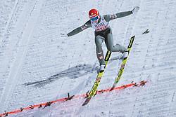 06.01.2021, Paul Außerleitner Schanze, Bischofshofen, AUT, FIS Weltcup Skisprung, Vierschanzentournee, Bischofshofen, Finale, im Bild Philipp Aschenwald (AUT) // Philipp Aschenwald of Austria during the final of the Four Hills Tournament of FIS Ski Jumping World Cup at the Paul Außerleitner Schanze in Bischofshofen, Austria on 2021/01/06. EXPA Pictures © 2020, PhotoCredit: EXPA/ JFK