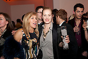 MAIA NORMAN; POLLY MORGAN, TODÕS Art Plus Drama Party 2011. Whitechapel GalleryÕs annual fundraising party in partnership with TODÕS and supported by HarperÕs Bazaar. Whitechapel Gallery. London. 24 March 2011.  -DO NOT ARCHIVE-© Copyright Photograph by Dafydd Jones. 248 Clapham Rd. London SW9 0PZ. Tel 0207 820 0771. www.dafjones.com.<br /> MAIA NORMAN; POLLY MORGAN, TOD'S Art Plus Drama Party 2011. Whitechapel Gallery's annual fundraising party in partnership with TOD'S and supported by Harper's Bazaar. Whitechapel Gallery. London. 24 March 2011.  -DO NOT ARCHIVE-© Copyright Photograph by Dafydd Jones. 248 Clapham Rd. London SW9 0PZ. Tel 0207 820 0771. www.dafjones.com.
