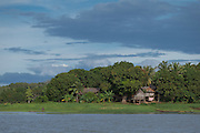 Togum Village, Lake Murray, Middle Fly District, Western Province, Papua New Guinea