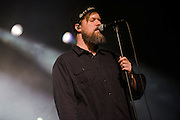 Photos of the musician John Grant performing live at Harpa during Iceland Airwaves Music Festival in Reykjavik, Iceland. November 1, 2013. Copyright © 2013 Matthew Eisman. All Rights Reserved