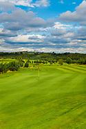 18-09-2015: Golf & Spa Resort Konopiste in Benesov, Tsjechië.<br /> Foto: Landelijke vergezichten