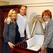 Kinderkamer voor dochter Annemiek + man Antoine van Rooij van Trea Dobbs