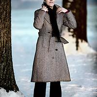 Nederland, Amsterdam , 20 december 2010..Genomineerde Amsterdammer van het Jaar Zainab Makhlouf.Foto:Jean-Pierre Jans