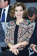 111215 Spanish Royals Deliver Acreditations for Honorary Ambassadors of the Brand 'Spain'