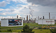 ExxonMobil's Baytown Refinery, in Bayotown Texas is Exxon's largerst refinery in the United States.