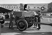 1962-15/11 Congo Casualties Brought Home