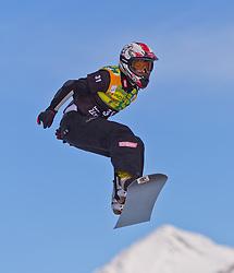 07.12.2010,AUT, Schlegelkopf, Lech am Arlberg, LG Snowboard, FIS Worldcup SBX, im Bild Ramberger Maria, AUT, #31, EXPA Pictures © 2010, PhotoCredit: EXPA/ P. Rinderer