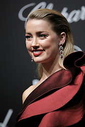 """""""Love"""" party Chopard in Cannes 2019.. Pictures: Laurent Guerin / EliotPress Set ID: 600943. 17 May 2019 Pictured: Amber Heard. """"Love"""" party Chopard in Cannes 2019.. Pictures: Laurent Guerin / EliotPress Set ID: 600943. Photo credit: Eliot Press / ELIOTPRESS / MEGA TheMegaAgency.com +1 888 505 6342"""