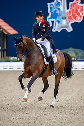 FAURIE Emile (GER), Cafe's Caletta<br /> Hagen - Horses and Dreams 2019<br /> Grand Prix de Dressage CDI4* Special Tour<br /> 27. April 2019<br /> © www.sportfotos-lafrentz.de/Stefan Lafrentz