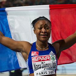 20110304: FRA, Athletics - European Indoor Championships Paris 2011, Day One