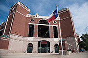 A general view of Globe Life Park in Arlington, Texas home to the Texas Rangers on October 25, 2016. (Cooper Neill for The Texas Tribune)