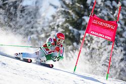 Zan Kranjec (SLO) competes in 1st Run during Men Giant Slalom race of FIS Alpine Ski World Cup 55th Vitranc Cup 2015, on March 4, 2016 in Kranjska Gora, Slovenia. Photo by Ziga Zupan / Sportida