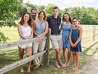 Zacaroli family Ames Farm Inn.  ©2016 Karen Bobotas Photographer