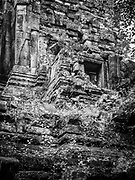 Image of Preaha Palila (Preaha Palilay) Wat/Temple, a part of the Angkor Wat Archeological Park, near Siem Reap, Cambodia.