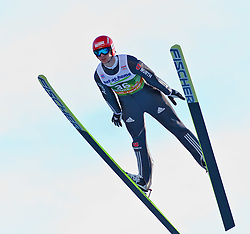 03.01.2012, Olympiaschanze/ Bergisel Stadion, AUT, 60. Vierschanzentournee, FIS Weltcup, Qualifikation, Ski Springen, im Bild Andreas Wank (GER) // Andreas Wank of Germany during qualification at the 60th Four-Hills-Tournament of FIS World Cup Ski Jumping at Olympiaschanze / Bergisel Stadion, Austria on 2012/01/03. EXPA Pictures © 2012, PhotoCredit: EXPA/ P.Rinderer