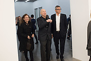 SYDNEY PICASSO; GEORG BASELITZ; JAY JOPLING Georg Baselitz, White Cube, Bermondsey. London. 26 April 2016