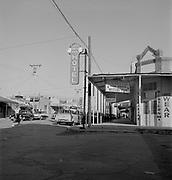 0001-560409-1. Rose Tree Inn Hotel, Allen Street, Tombstone, Arizona. April 9, 1956.