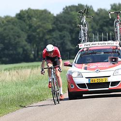 EMMEN (NED wielrennen <br /> Tijdrit Topcompetitie Emmen <br /> Max Hendrikx