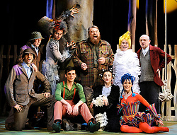 Peter and the Wolf<br /> by Prokofiev at the Hackney Empire, London, Great Britain<br /> press photocall<br /> 17th March 2008<br /> <br /> Brian Blessed (as the Narrator)<br /> Maurizio Montis (as Peter)<br /> Caroline Lynn (as Bird)<br /> Olly Pike (as Lucas)<br /> Joel Corpus (as Boris)<br /> Allessandra Cito (as Cat)<br /> Christopher Marney (as Wolf)<br /> Paul Rooney (as Duck)<br /> Danny Rosseel (as Grandfather)<br /> <br /> <br /> Photograph by Elliott Franks