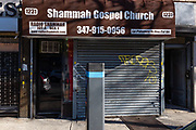 Shammah Gospel Church, 1231 Flatbush Avenue, Brooklyn.