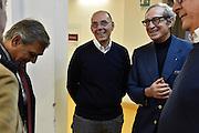 DESCRIZIONE : Roma Lega2 2015-16<br /> Conferenza Stampa Presentazione Attilio Caja<br /> GIOCATORE : Attilio Caja Claudio Toti<br /> CATEGORIA : Conferenza Stampa Allenatore Coach<br /> SQUADRA : Virtus Roma<br /> EVENTO : Campionato Lega2  2015-2016<br /> GARA :Conferenza Stampa Presentazione Attilio Caja<br /> DATA : 28/10/2015<br /> SPORT : Pallacanestro<br /> AUTORE : Agenzia Ciamillo-Castoria/GiulioCiamillo<br /> Galleria : Lega2  2015-2016<br /> Fotonotizia : Roma  Lega2 2015-16 Conferenza Stampa Presentazione Attilio Caja<br /> Predefinita :