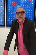 Brian Clarke, Pace Gallery, London. 23 March 2015