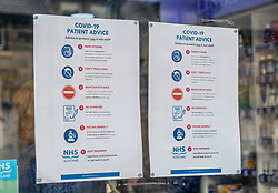 "Livingston During Coronavirus Outbreak, 21 March 2020<br /> <br /> Cafes, pubs and restaurants have been ordered to close, to tackle coronavirus. Nightclubs, theatres, cinemas, gyms and leisure centres must do so ""as soon as they reasonably can"", the government said.<br /> <br /> These steps are part of the UK's social distancing measures. <br /> <br /> Everybody is being asked to avoid non-essential contact with other people.<br /> <br /> Pictured: Pharmacy Lindsay & Gilmour in East Calder have put restrictions of 3 people in the shop at any one time to enforce social distancing. A small queue of customers formed outside.<br /> <br /> Alex Todd 