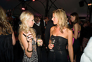HANNAH SANDLING; OLIVIA TAKHAR, Royal Parks Foundation Summer party. Gala evening, sponsored by Candy & Candy on behalf of One Hyde Park. Hyde Park. London. 10 September 2008 *** Local Caption *** -DO NOT ARCHIVE-© Copyright Photograph by Dafydd Jones. 248 Clapham Rd. London SW9 0PZ. Tel 0207 820 0771. www.dafjones.com.