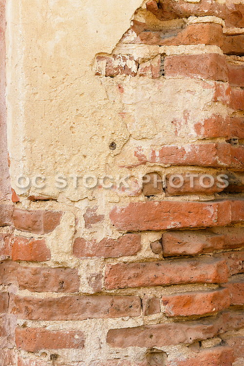 Brick Column Detail