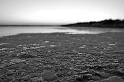 Il complesso produttivo delle saline è situato nel comune italiano di Margherita di Savoia (nome dato dagli abitanti in onore alla regina d'Italia che molto si adoperò nei confronti dei salinieri) nella provincia di Barletta-Andria-Trani in Puglia. Sono le più grandi d'Europa e le seconde nel mondo, in grado di produrre circa la metà del sale marino nazionale (500.000 di tonnellate annue).All'interno dei suoi bacini si sono insediate popolazioni di uccelli migratori e non, divenuti stanziali quali il fenicottero rosa, airone cenerino, garzetta, avocetta, cavaliere d'Italia, chiurlo, chiurlotello, fischione, volpoca..In primo piano formazioni di sale in un bacino.