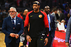 Hawks at Clippers - 28 Jan 2019