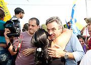 Belo Horizonte_ 14 de setembro de 2010...Campanha Antonio Anastasia ao Governo do Estado.. Antonio Anastasia participa  de sabatina no Minas Tenis Clube....Foto EMMANUEL PINHEIRO/NITRO