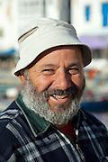 Fisherman in Bizerte, Tunisia