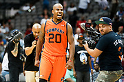 July 30, 2017: The Big3 basketball tournament take place in Dallas, TX in its inaugural season featuring former NBA All-Stars and celebrities. Face of the company, Allen Iverson was a no-show to the event.