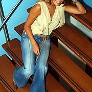 BNN winterpresentatie 2002, Sylvie Meis