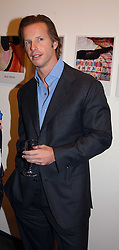 CHRISTOPHER GETTY at an exhibition of photographs by Matthew Mellon entitled Famous Feet - featuring well known people wearing shoes from Harrys of London, held at Hamiltons Gallery, Carlos Place, London on 22nd November 2004.<br /><br />NON EXCLUSIVE - WORLD RIGHTS