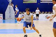 Tommaso Laquintana<br /> Betaland Capo D'Orlando allenamento precampionato<br /> Lega Basket Serie A 2016/2017 <br /> Capo D'Orlando 02/09/2016<br /> Foto Ciamillo-Castoria